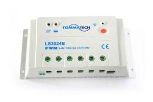 LSXXXXB Serisi Şarj Kontrol Cihazları