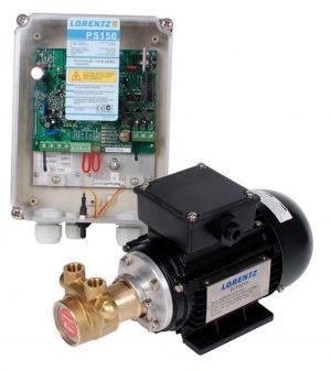 PS 150 Boost-PS 600 CS-17-1-PS 1800CS-37-1 (Santrifüj)
